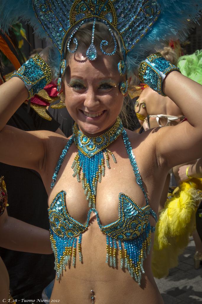 Copenhagen Carnival 26.5.2012