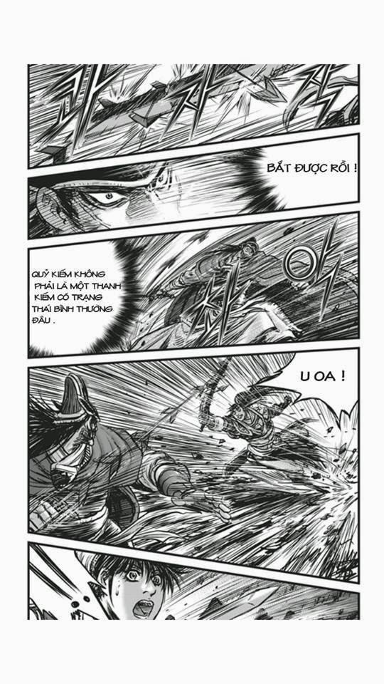 Hiệp Khách Giang Hồ Chap 452 - Trang 20