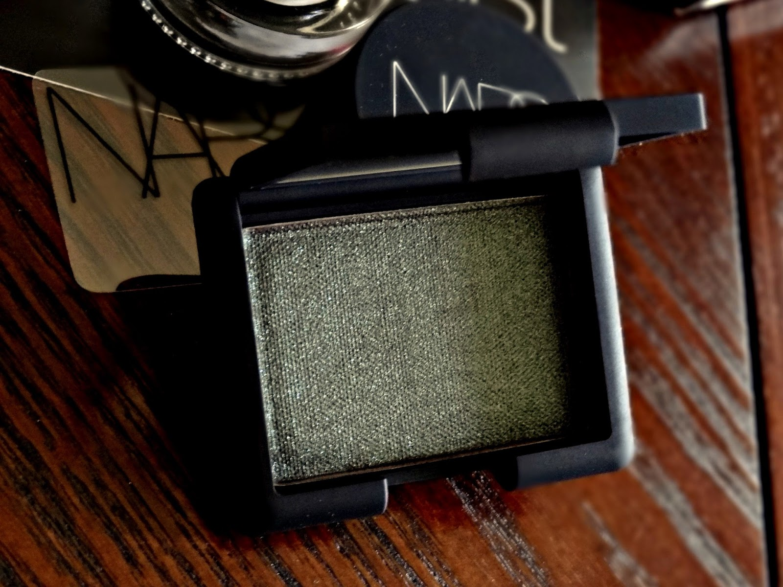 NARS Baalbek Eye Paint and Malacca Shimmer Eye Shadow NARS Adult Swim Summer 2014 Collection