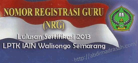 NRG Walisongo