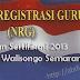 Daftar NRG Guru Kemenag Lulusan Sertifikasi 2013 LPTK IAIN Walisongo Semarang