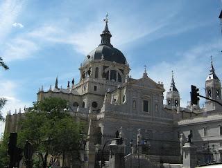 Catedral Nuestra Señora de La Almudena