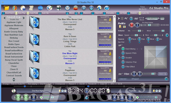 DJ Studio Pro 10 Full Patch