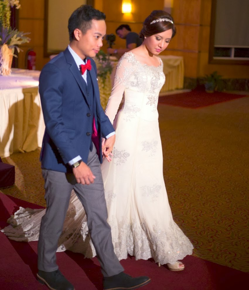 Wedding Dress Rental in Kuala Lumpur & Johor Bahru - A V E R A G E JANE