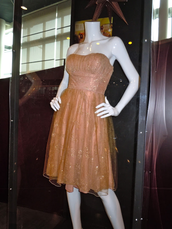 Aimee Teegarden Prom movie dress