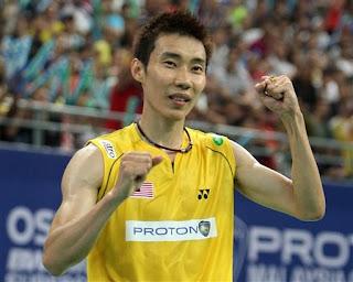 TAHNIAH: Chong Wei Muncul Juara Badminton Terbuka Malaysia