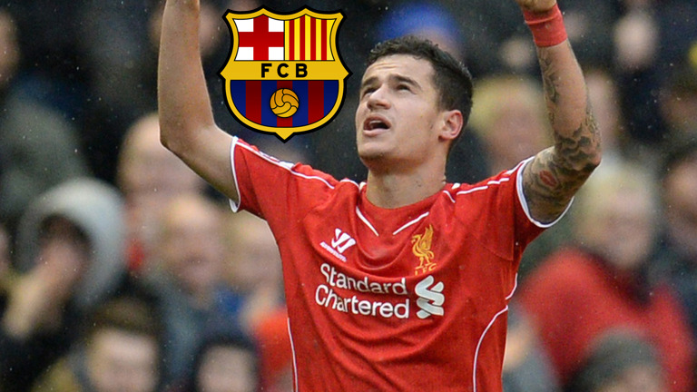 Image result for coutinho to Barca
