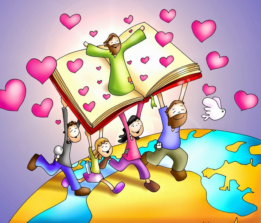 CONSULTA LA BIBLIA ONLINE  AQUÍ