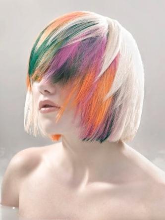 Punk estilos pelo medio 2012 peinados de moda peinados for Absolute beauty salon