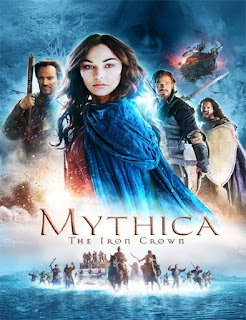 Ver Mythica: The Iron Crown (2016) película Latino