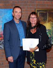 Sélection 2017: M. Denis Gélinas et Mme Odile Plonquet gagnante 1er prix catégorie Réaliste.