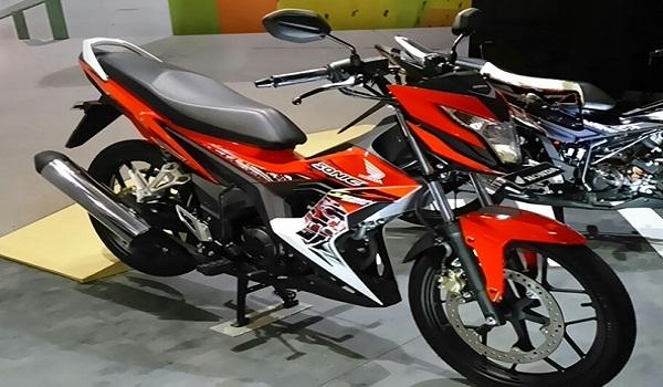 Honda Sonic 150R Terbaru