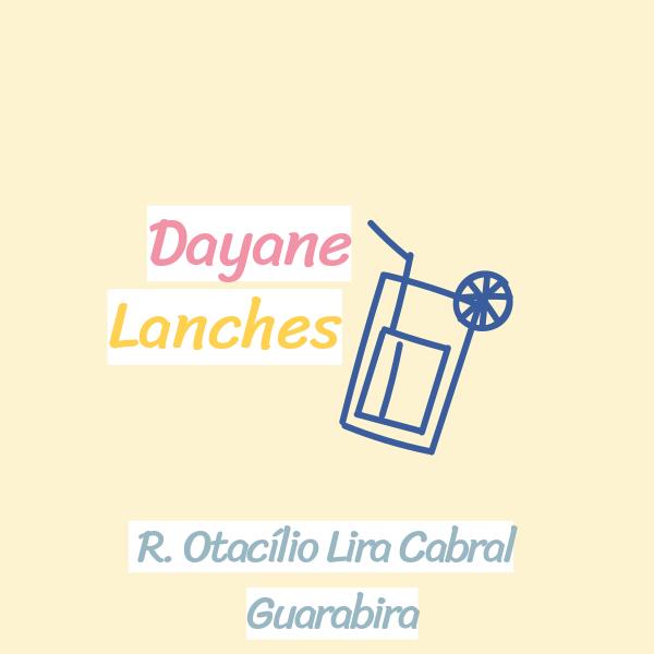 Dayane lanches