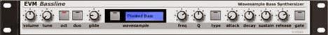 EVM Bassline - Plugin VST de Baixo Sintetizado