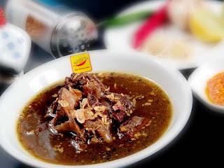 resep rawon daging enak