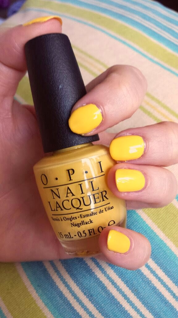 O.P.I Brazil Collection - I Just Can't Cope-acabana