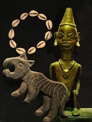 Tribal art from Nagaland