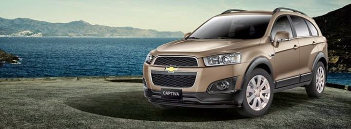 new car releases 2014 philippinesChevrolet Philippines launches 2014 4x2 Chevrolet Captiva Diesel
