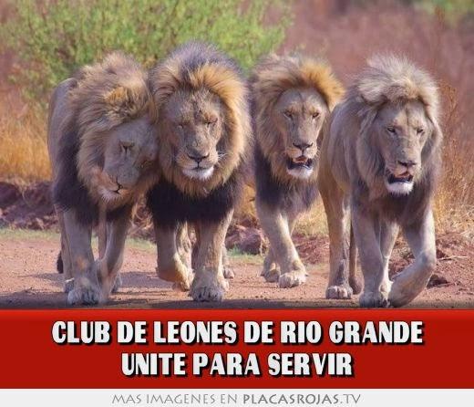 CLUB DE LEONES DE RIO GRANDE