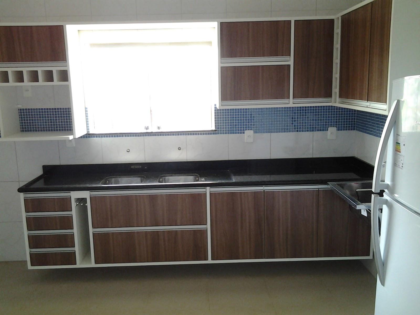 #414D5D STYLUS MODULADOS: COZINHA PLANEJADA EM MDF!! 1600x1200 px Projetos De Cozinha Mdf #365 imagens