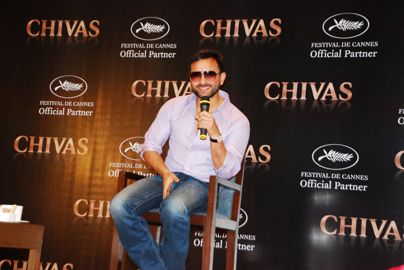 saif ali khan to walk the cannes red carpet with chivas regal it s all about chivalry at. Black Bedroom Furniture Sets. Home Design Ideas