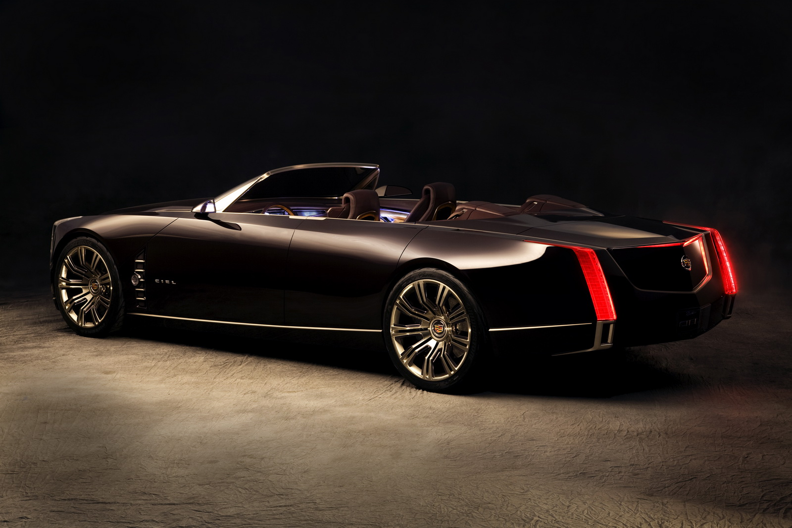 2011 cadillac ciel 4 door convertible concept. Black Bedroom Furniture Sets. Home Design Ideas
