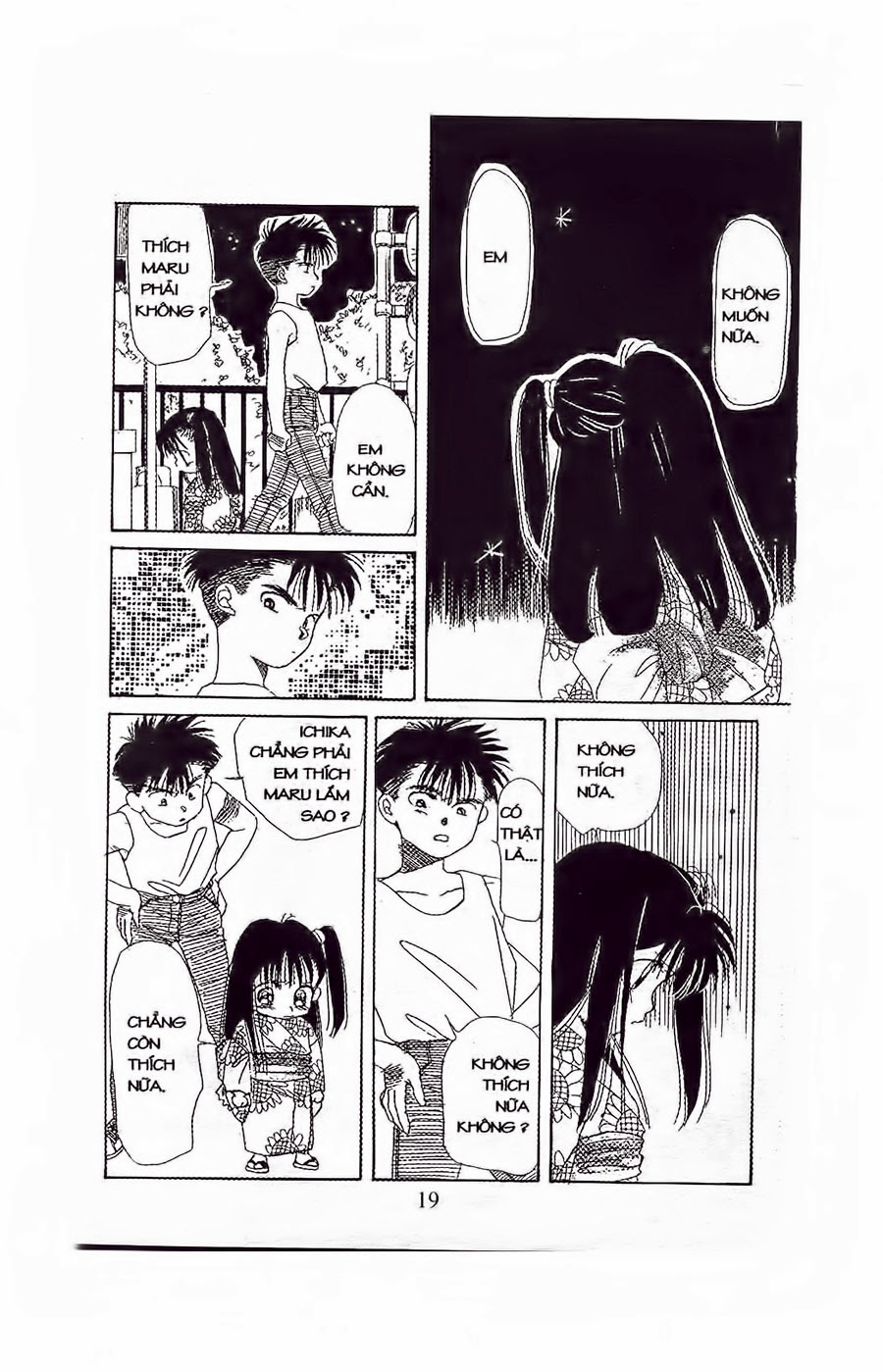 Em Bé Và Tôi chap 19 - Trang 18