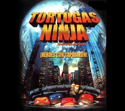 Tortugas Ninja Heroes con Caparazón - Ver Online Español
