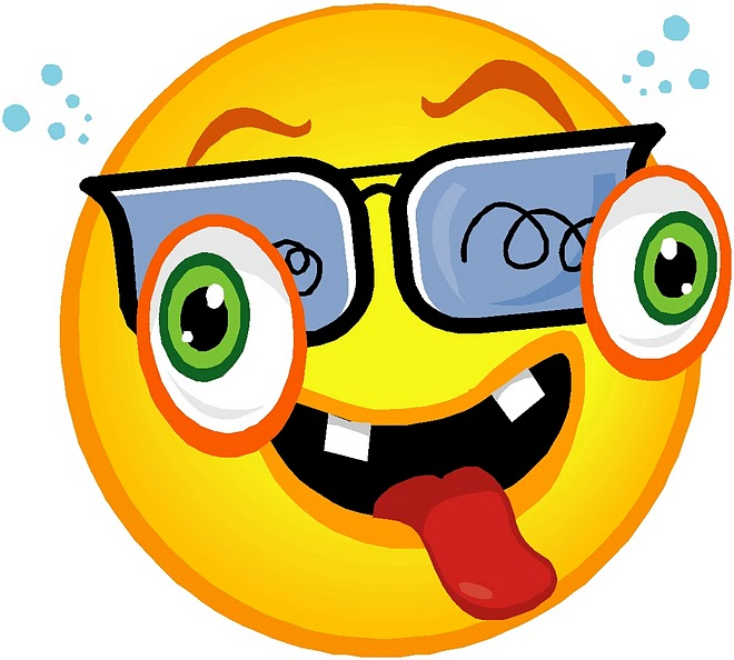"CLICK ON LARGE SMILEY FACE FOR ""FUNNY EYEGLASSES"" PROJECTS"