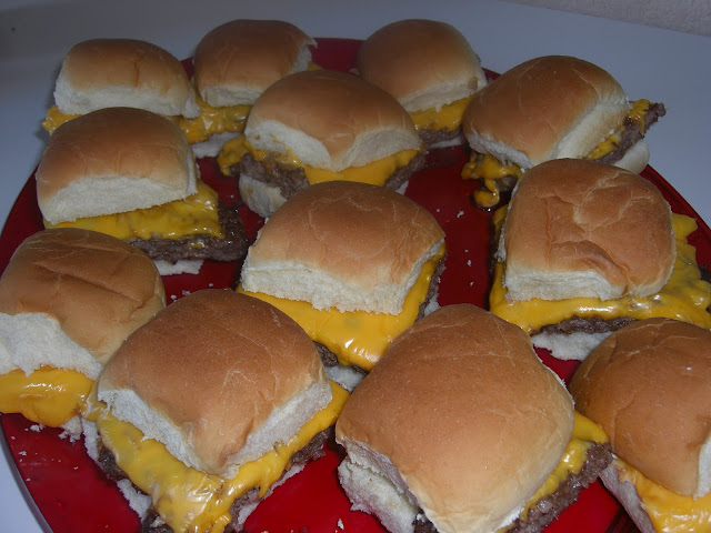 My casual kitchen white castle sliders for White castle double fish slider with cheese