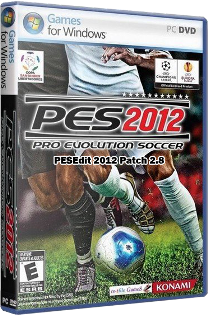 PESEdit 2012 Update Patch 2.8