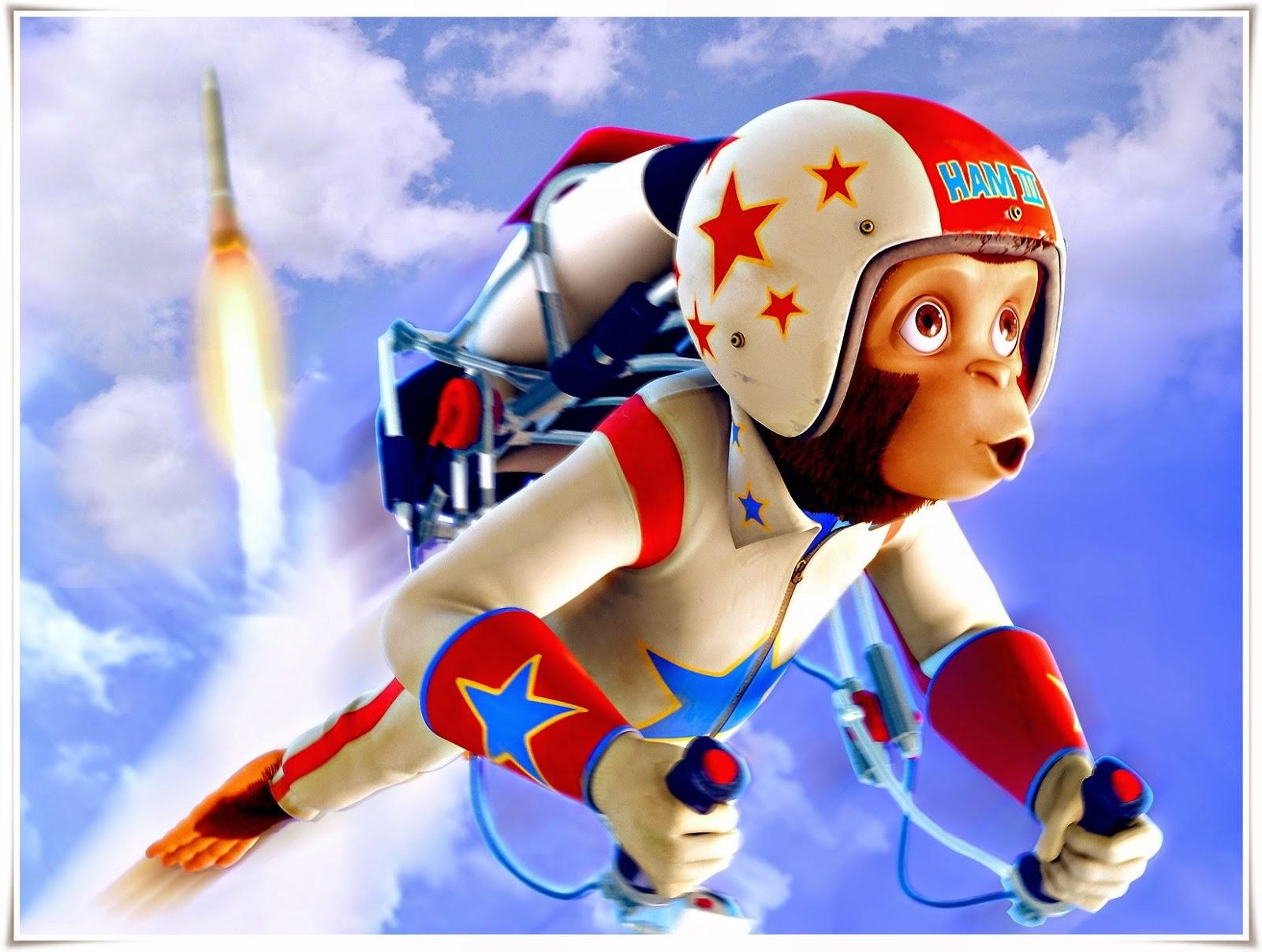 monkey cartoon images