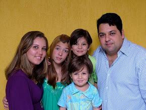 Minha família preciosa