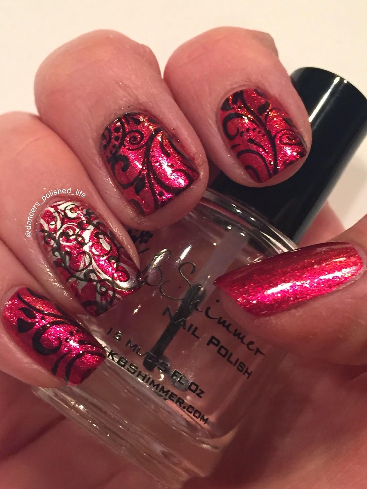 stamped-nail-art