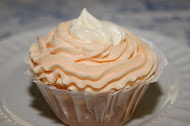 Dreamsicle Orange Cupcakes