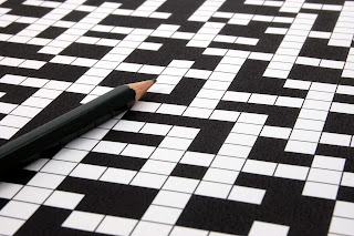 Keeping your brain sharp with activities like crosswords could help prevent Alzheimer's.