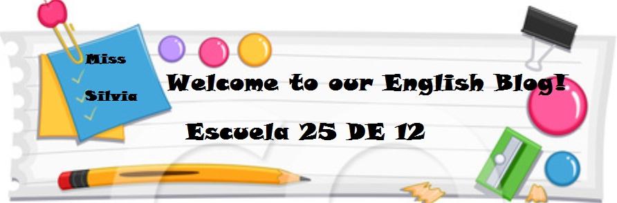 Escuela 25 D.E 12