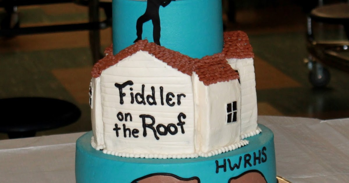 That Really Frosts Me Fiddler On The Roof