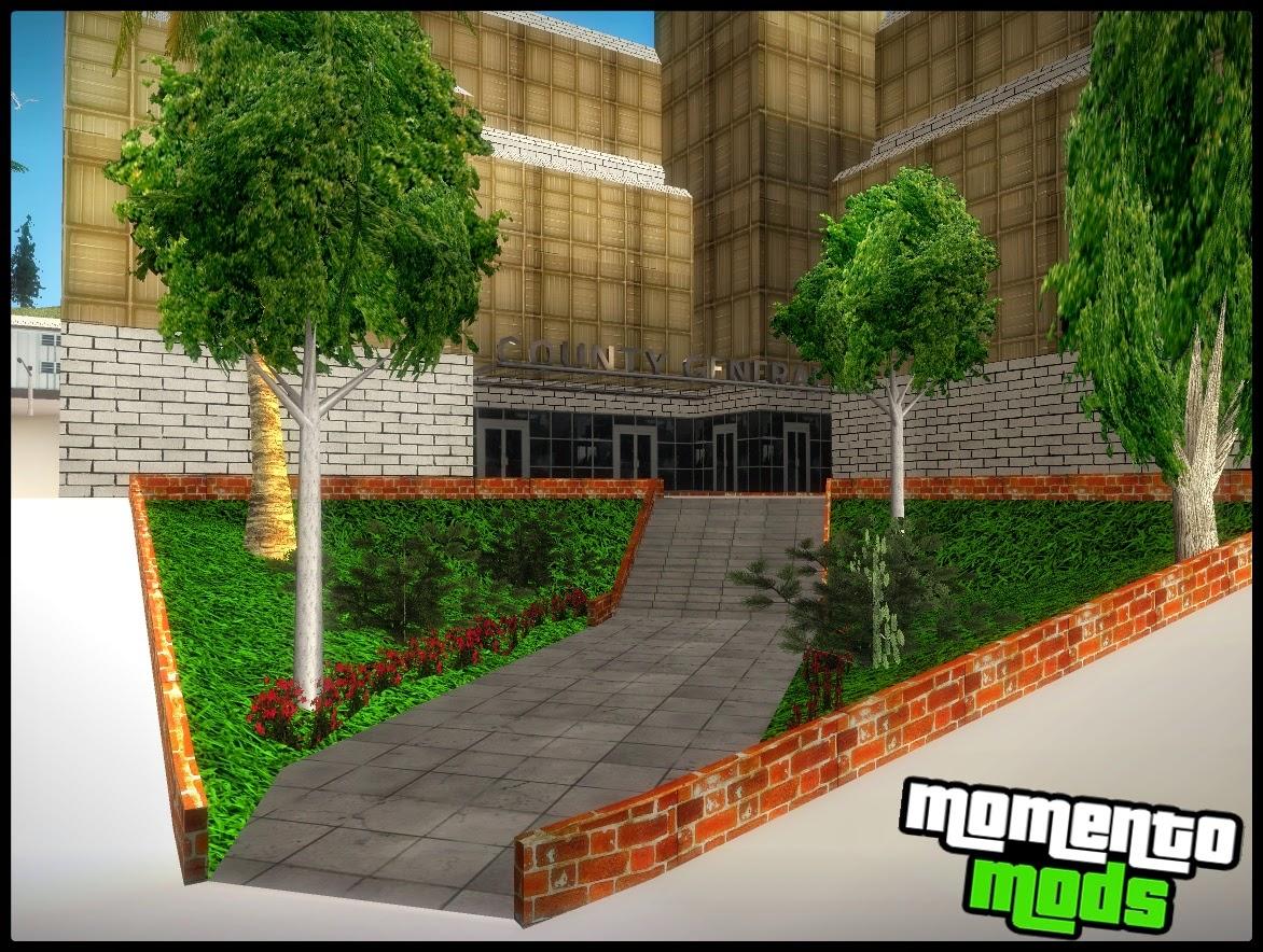 GTA SA - Novo Hospital HD