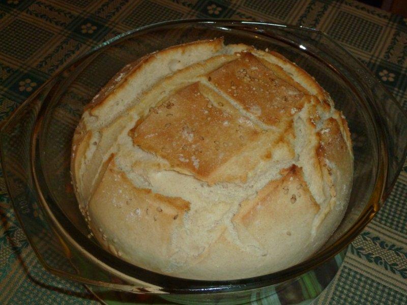 Pão de pirex
