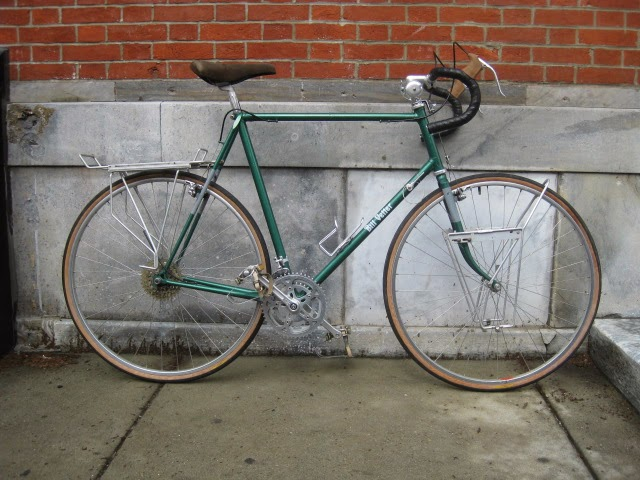 Bikeville Thoughts For Sale Bill Vetter Touring Bike 61cm
