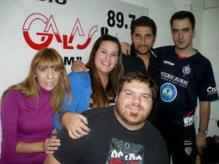 Emotivo programa con Cristian Martínez y la mamá de María Paz