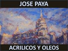 Pinturas al óleo de José Payá