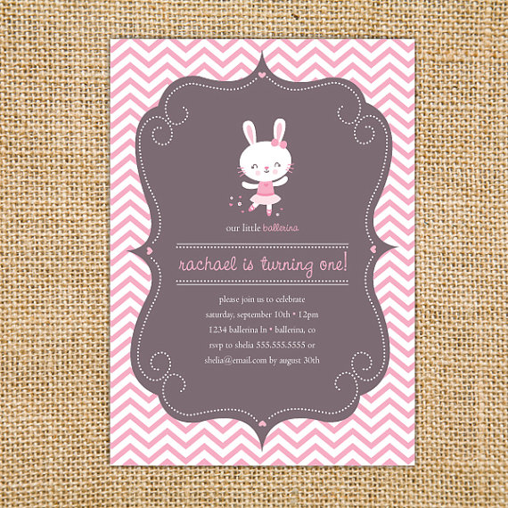 The Baeza Blog Emmas Bunny Birthday Party