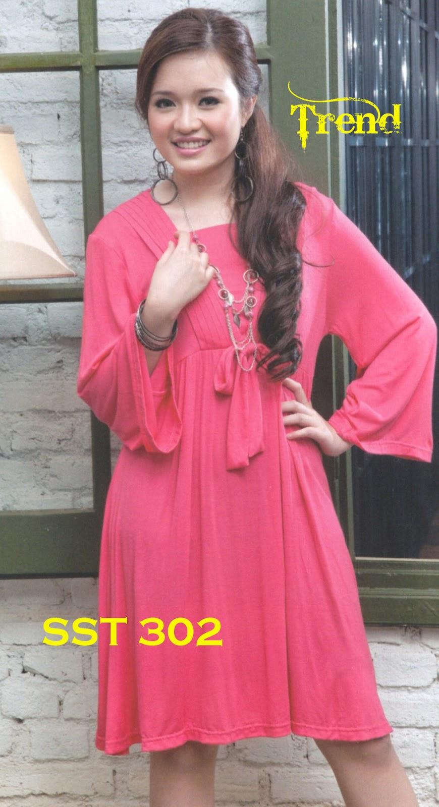 Fashion Baju 99 Baju Tunik Wanita Sst 302 Butik Toko