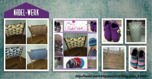 kreativarena nadelwerk. Black Bedroom Furniture Sets. Home Design Ideas