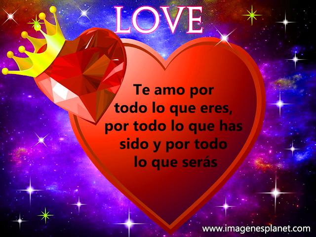 Imagenes de amor con frases romanticas de amor para facebook