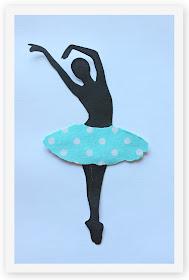 DIY ballerina