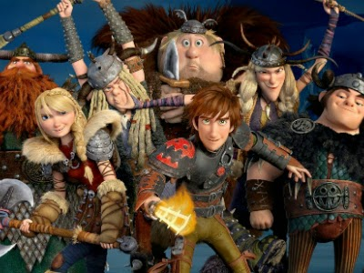 "Movie review of ""How to Train Your Dragon 2"""