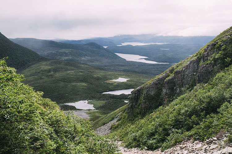 Gros Morne National Park Newfoundland Canada